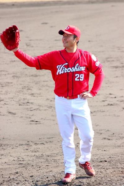 江草 仁貴さん(元プロ野球選手)