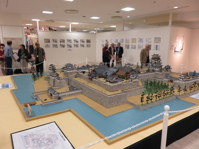 寄附の紹介 - 「福山城模型」和久井裕道様